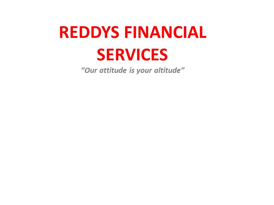 Reddys Financial Services CC